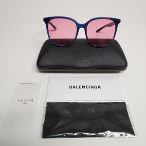 BALENCIAGA EVERYDAY BB0018SK-004 SUNGLASSES